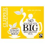 Clipper Fairtrade Big Breakfast Tea Bags