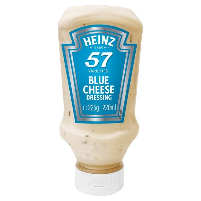 Heinz Blue Cheese Dressing 225g from Ocado