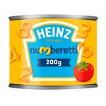 Heinz Numberetti Pasta Shapes