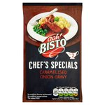 Bisto Chefs Specials Caramelised Onion Gravy