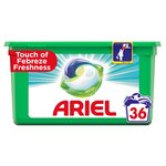 Ariel 3in1 Pods Washing Capsules Touch Of Febreze
