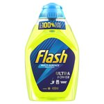 Flash Liquid Gel Cleaner Lemon