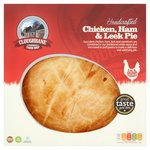 Cloughbane Farm Shop Chicken Ham & Leek Pie Frozen