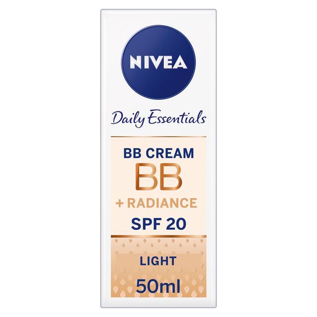 nivea bb cream 5 in 1 beautifying moisturiser light 50ml from ocado. Black Bedroom Furniture Sets. Home Design Ideas