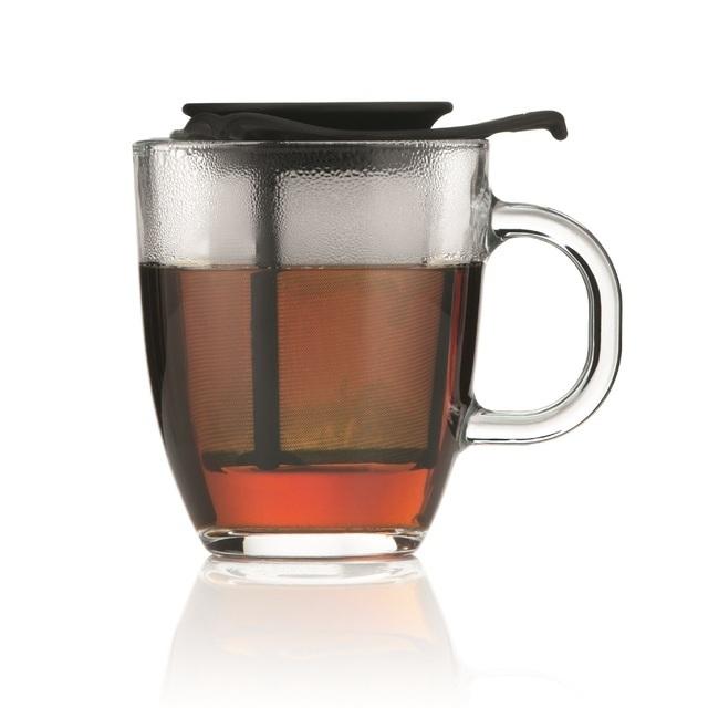 bodum yo yo mug strainer set from ocado. Black Bedroom Furniture Sets. Home Design Ideas