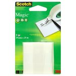 Scotch Magic Tape 19mm x 25m