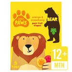 Bear Pure Fruit Paws Safari Multipack