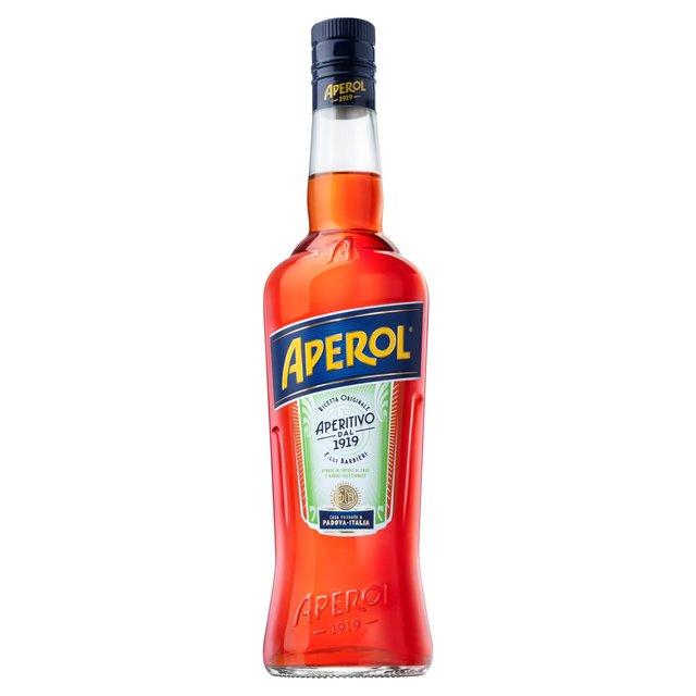 aperol italian aperitif 70cl from ocado