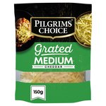 Pilgrims Choice Medium Grated Cheddar