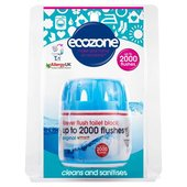 Ecozone up to 2000 Flushes Forever Flush Toilet Block
