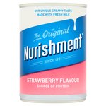 Nurishment Original Strawberry Milkshake