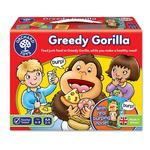 Orchard Toys Greedy Gorilla, 4yrs+