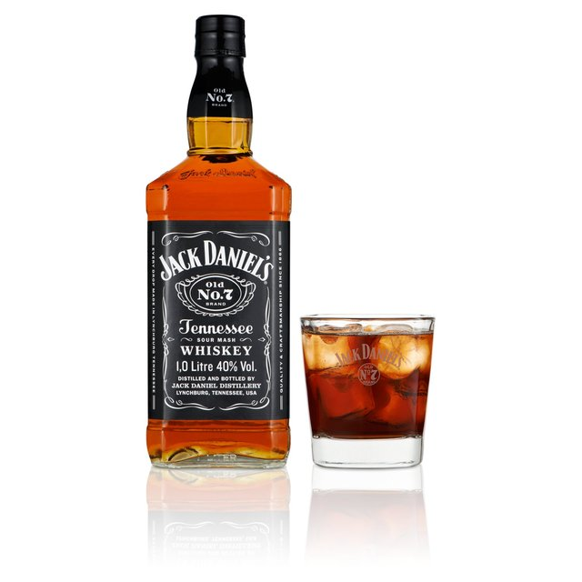 Jack daniel 39 s 1l from ocado for Photos jack daniels