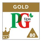 PG Tips Gold 80s Pyramid Teabags