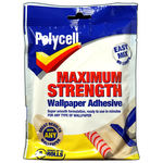 Polycell Maximum Strength Wallpaper Paste 5 Rolls
