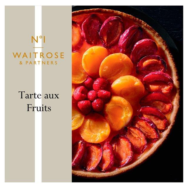 waitrose 1 tarte aux fruits 665g from ocado. Black Bedroom Furniture Sets. Home Design Ideas