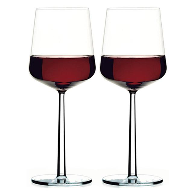 iittala essence red wine glasses set 450ml 2 per pack from. Black Bedroom Furniture Sets. Home Design Ideas