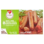 Fry's Traditional Sausages Frozen