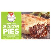 Fry's Pepper Steak-Style Pies Frozen