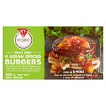 Fry's Asian Spiced Burgers Frozen