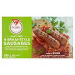 Fry's Braai Country Herb Vegan Sausages Frozen
