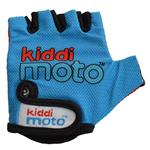 Kiddimoto Blue Small gloves 2yrs+