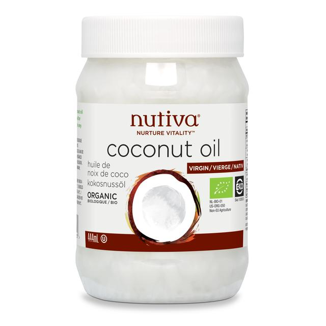 Is nutiva coconut oil good