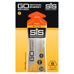 SiS GO Isotonic Orange Gel Sachets