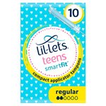 Lil-Lets Teens Applicator Tampons