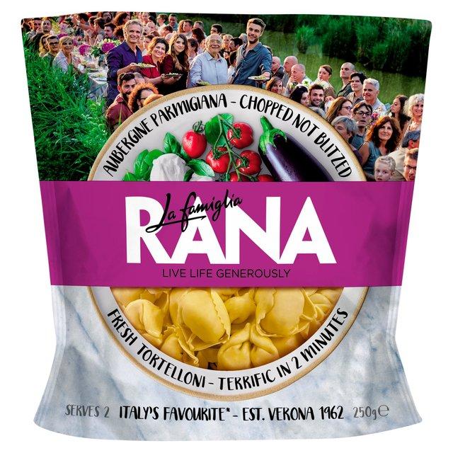 Giovanni Rana Indulgence Parmigiano Amp Ricotta Ravioli 250g