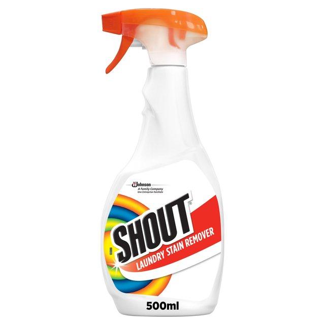 Shout Stain Removing Spray Ocado
