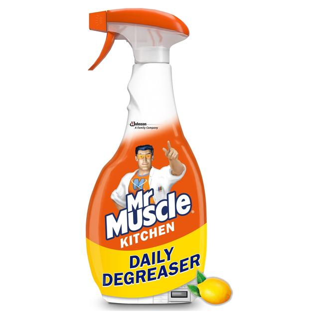 Mr Muscle Kitchen Cleaner In Ml From Ocado - Kitchen cleaner