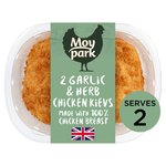 Moy Park 2 Garlic Chicken Kievs