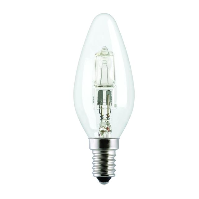 Eco Halogen Candle Light Bulb Ses E14 42w 2 Per Pack From Ocado