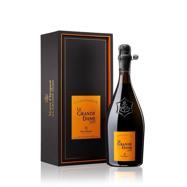 Veuve Clicquot La Grande Dame 2006 Champagne (Gift Box) ...