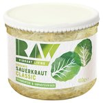 Organic Raw Fresh Sauerkraut Unpasteurised