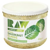 Raw Organic Fresh Kraut Classic Crunch Sauerkraut & Sea salt