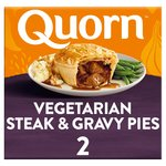 Quorn Steak Style & Gravy Pie Frozen