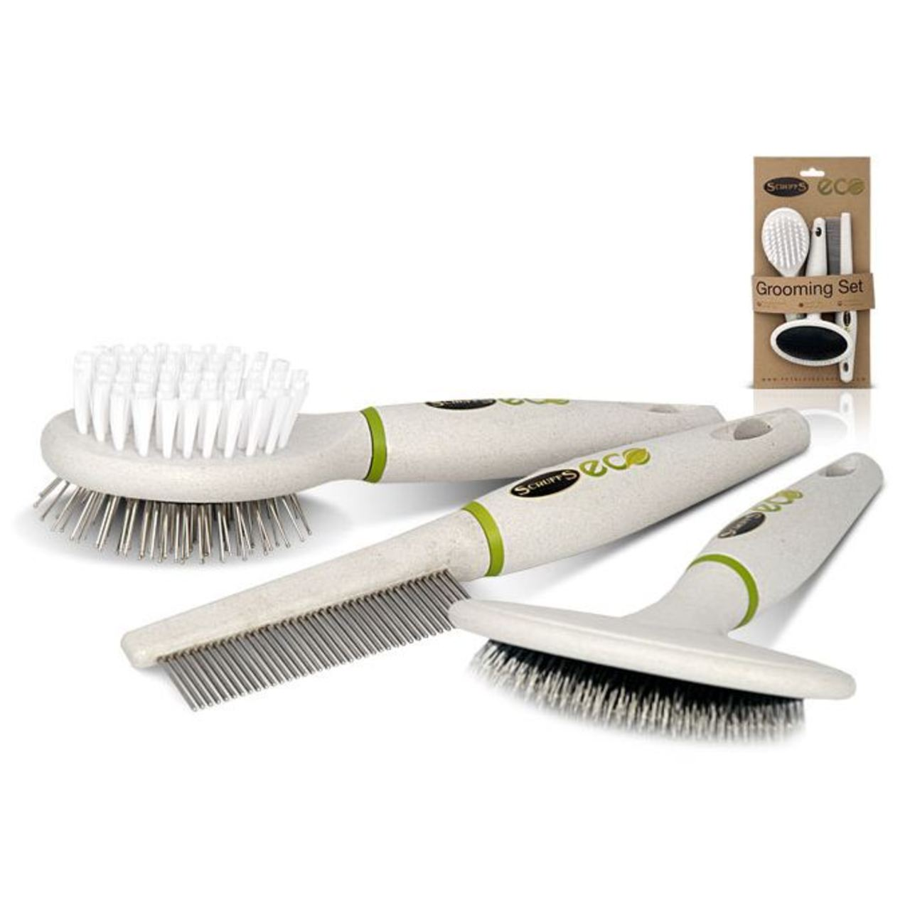 An image of Scruffs Eco Grooming Kit