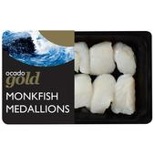 Ocado Exclusive Monkfish Medallions