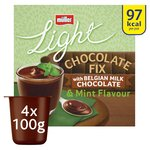 Muller Light Chocolate Fix Mint Chocolate