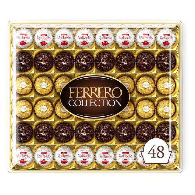 Big Box Of Chocolates Uk
