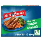 Aunt Bessie's Meat Free Toad in the Hole